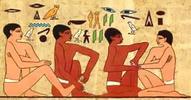 Riflessologia nell'antico egitto