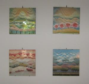 Illustrazioni 4 stagioni