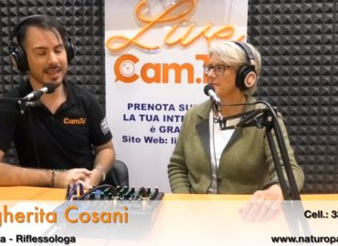 Margherita Cosani intervistata da CAM TV